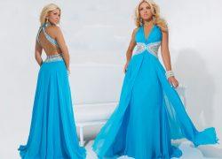 Modna sukienka na studniowke