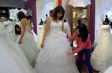 Suknie ślubne  – Zielona Góra