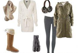 Kiedy kupować ubrania zimowe